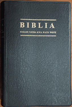 Biblia Habari njema kwa Vijana CLO32P