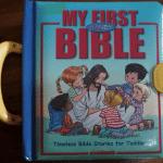 My first handy Bible – Children Bible (MFHB)