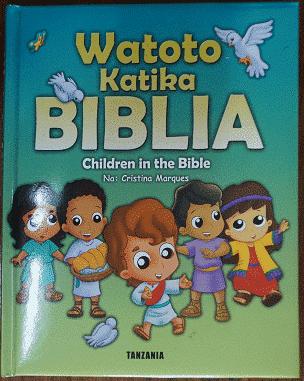 Watoto katika Biblia (WKB)